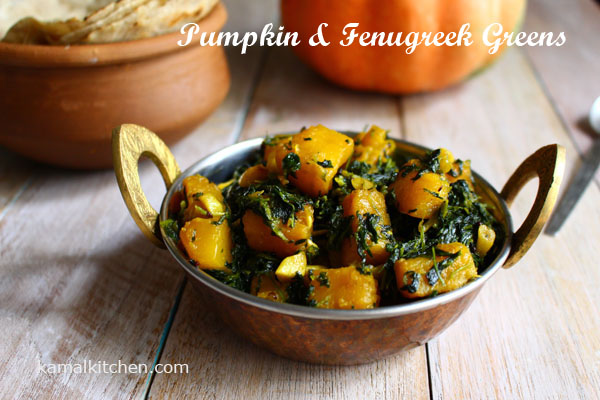 Indian Pumpkin Cookbook - Vegetarian Pumpkin Recipes for Curries, Snacks, Desserts and One Pot Meals