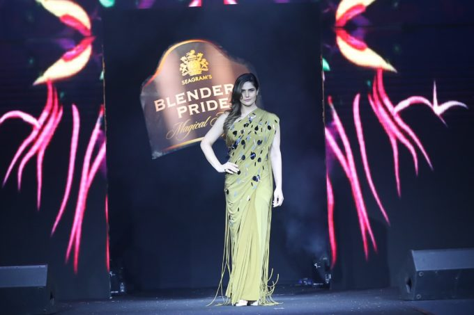 Blenders Pride Magical Nights Dazzles Pune