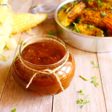 Mango Barbecue Sauce – Easy BBQ Sauce Recipe