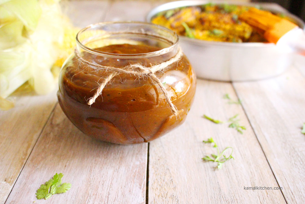 mango barbecue sauce bbq sauce