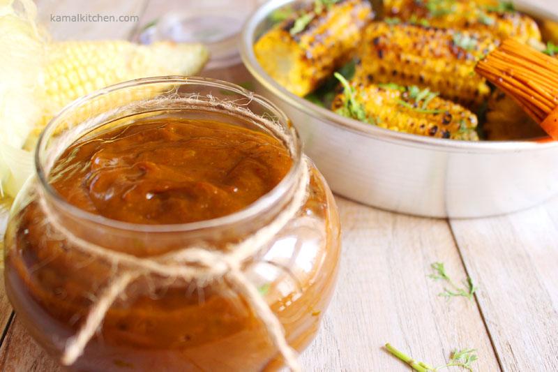 Mango Barbecue Sauce – Easy BBQ Sauce Recipe
