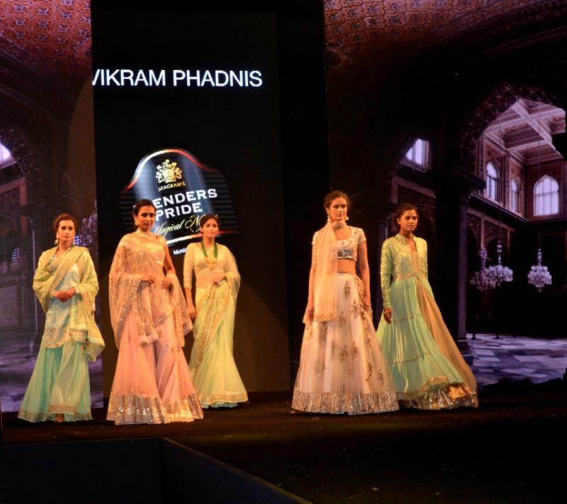 Blenders Pride magical nights 2017 neha dhupia