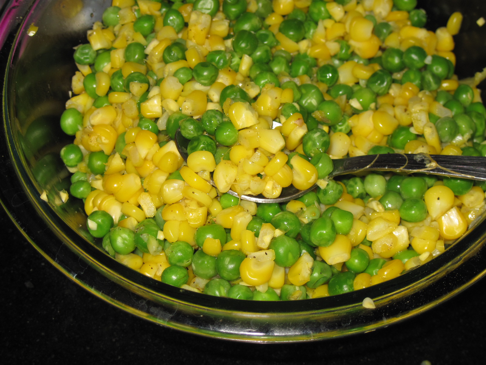 Citrus Corn And Peas Salad Spring S Here